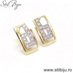 Cercei aur 4,47g SBCF2067