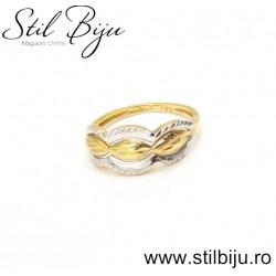 Inel aur femei 3,57g SBIF1023