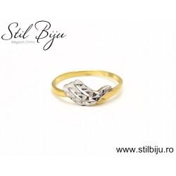 Inel aur femei 1,09g SBIF2058