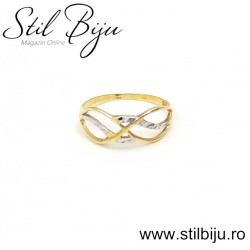 Inel aur femei 1,14g SBIF2060