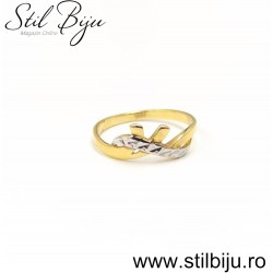 Inel aur femei 1,39g SBIF2061