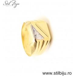 Inel aur bărbaţi  3,21g SBIB2004