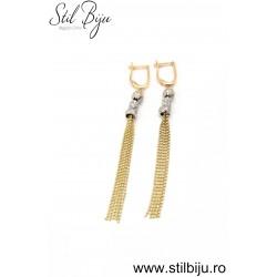 Cercei aur 4,68g SBCF2073