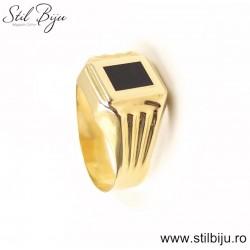Inel aur bărbaţi  3.80g SBIB2007