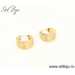 Cercei aur 3,37g SBCF2034