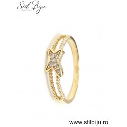 Inel aur femei 1,38g SBIF2041