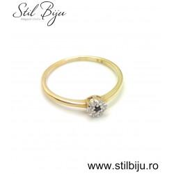 Inel aur femei 1,33g SBIF2024