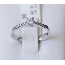 Inel cu diamant 2.77g